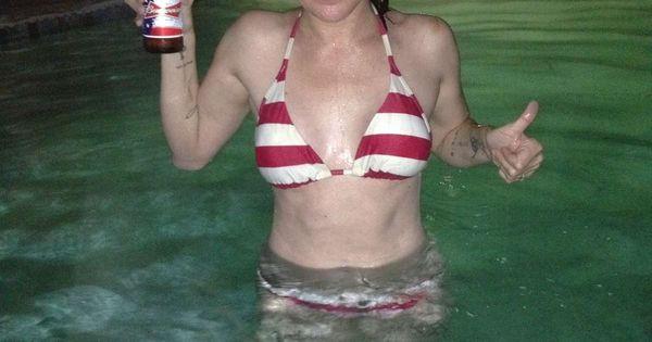 Pauley Perrette In A Bikini 66