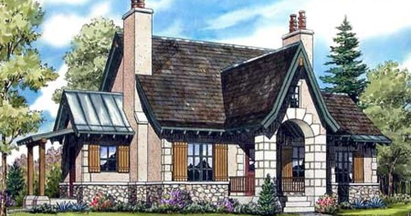 My Favorite Small Home House Plan French Country House French Country House Plans Ranch Style House Plans