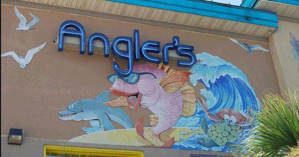 Angler's Beachside Grill on the Boardwalk on Okaloosa ...