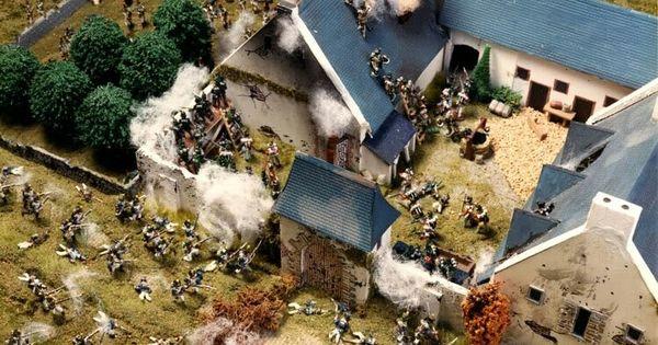 Pin De Tom Carton En Wargaming Terrain Dioramas Figurin Miniaturas