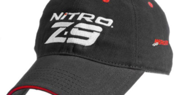 Nitro Z9 Sandwich Bill Cap Nitro Gear Nitro Headwear Cap