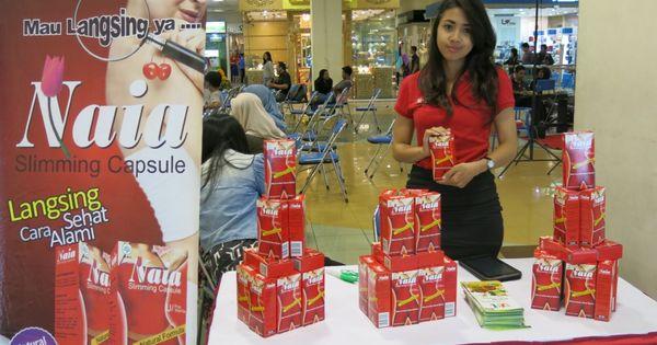 Naia Slimming Capsule turut mensponsori event Miss Matos ...