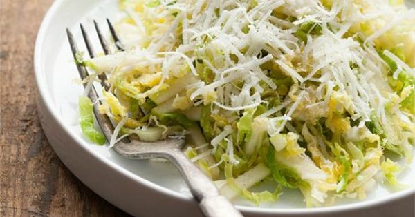 15 Brussels Sprouts Recipes | Sprouts salad, Brussels ...