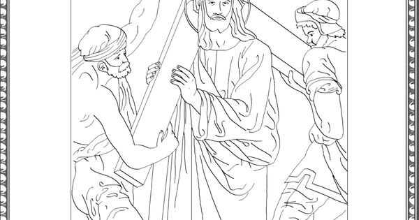 Stations Of The Cross Excellent Free Printable Booklet