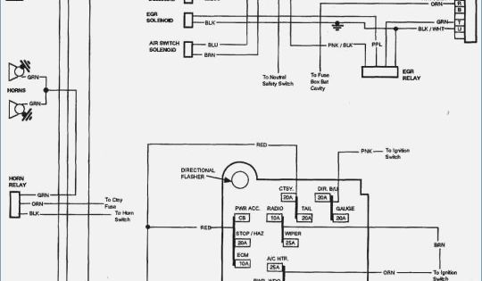 85 Chevy Truck Wiring Diagram Chevy Trucks 1984 Chevy Truck Electrical Wiring Diagram