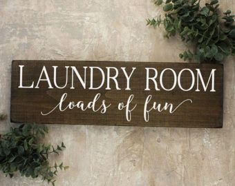 Laundry Schedule Sign Laundry Room Decor Laundry Decor Laundry