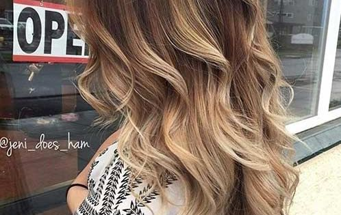 beige blonde balayage on brunette hair hair pinterest balayage braunes haar und haarfarbe. Black Bedroom Furniture Sets. Home Design Ideas