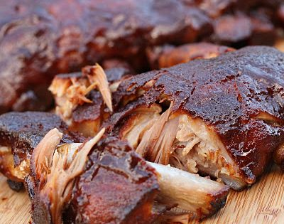 Easy Slow Cooker Barbecue Ribs. 1 T. Sweet Paprika, 1 T. Light