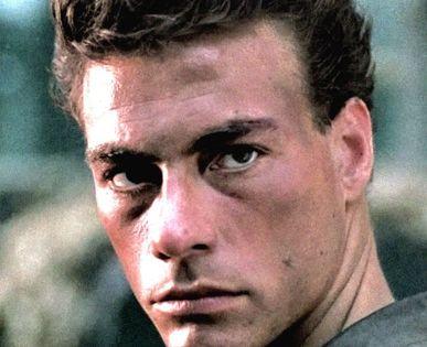 Cyborg Publicity Still Of Jean Claude Van Damme Jean Claude Van Damme Van Damme Movie Stars