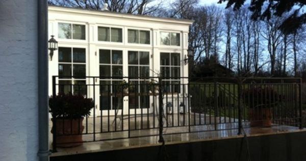Orangerier   få en eksklusiv glastilbygning   classical orangeries ...