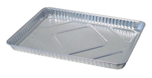 Durable Packaging 730055 Disposable Aluminum Sheet Cake Pan 1758 X 121316 Pack Of 100 Be Sure To Check Out This A Sheet Cake Pan Cake Pans No Bake Brownies