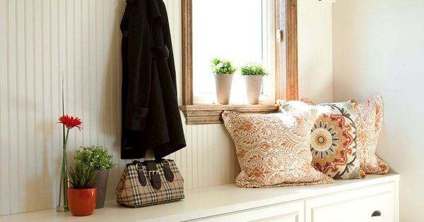 d co entr e appartement et maison de style campagne chic entr e vintage id es de d co et entr e. Black Bedroom Furniture Sets. Home Design Ideas