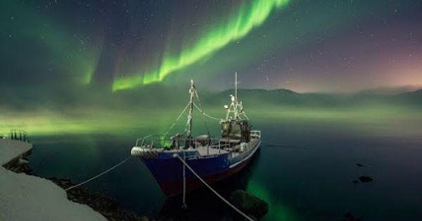 Aurora The Kola Peninsula Photo Vitali Novikov Http Nat Geo Ru Photo User 40200 Night Photos Northern Lights National Geographic