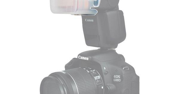 Jjc Speedlight Softbox Flash Diffuser For Canon 600ex Ii Rt 430ex Iii Rt 580ex 580ex Ii 320ex 600ex Rt 220ex Mt 24ex 270exii