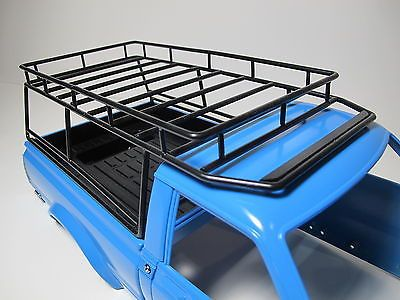 Custom Metal Cargo Rack Tray Tamiya 1 10 Rc Toyota Hilux Pick Up Bruiser Truck Roof Rack Truck Roof Rack Toyota Hilux