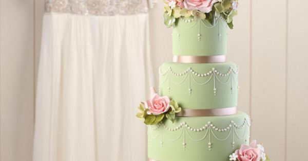 Bruidstaart! All sizes | Laduree inspired wedding cake, via Flickr.
