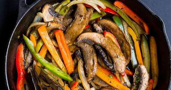 Mushrooms, Onions and Super easy on Pinterest