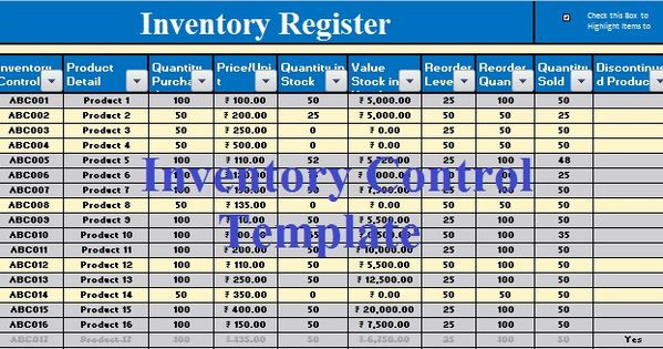 Download Inventory Management Excel Template Exceldatapro Excel Templates Excel Spreadsheets Excel