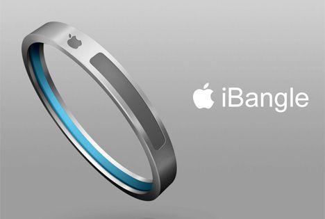 iBangle by Gopinath Prasana » Yanko Design I want one! Where do