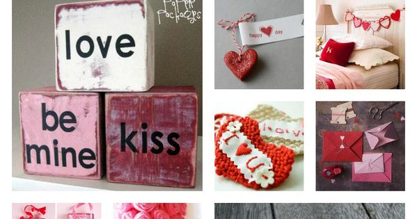 20 fabulous handmade Valentines ideas to make that everyone will love!