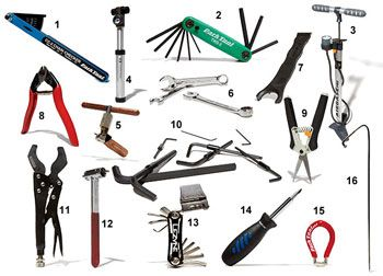 16 Bike Tools Every Cyclist Should Have With Images Bike Tools
