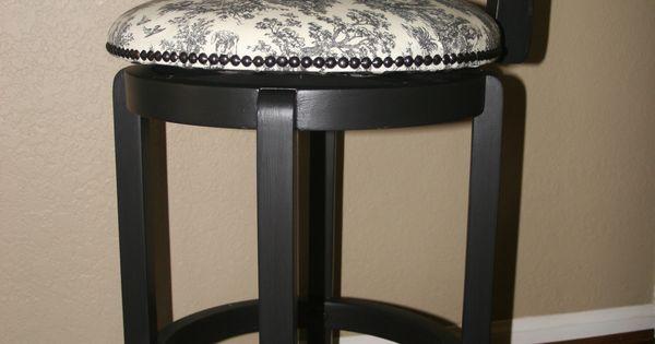Bar stool paint and reupholster Bar stool Stools and Bar : 86f1f554e17e8adb3ad6f87718f9e0f4 from www.pinterest.com size 600 x 315 jpeg 23kB