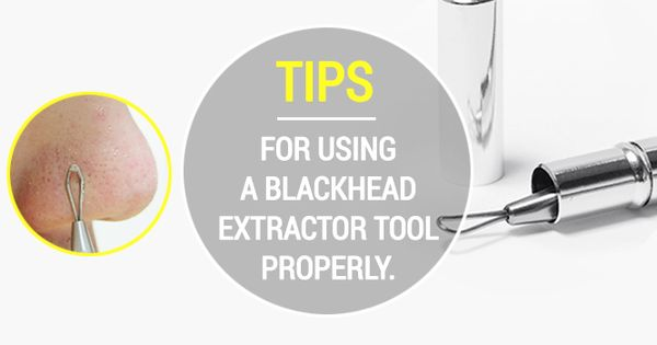 how to use an extractor properly