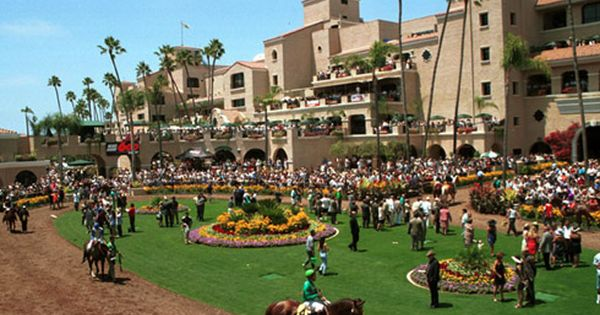 Luxurious History Of The Del Mar Race Track Del Mar Race Track San Diego Del Mar Fairgrounds