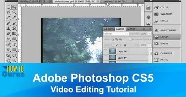 adobe photoshop cs5 tutorials for beginners video free download