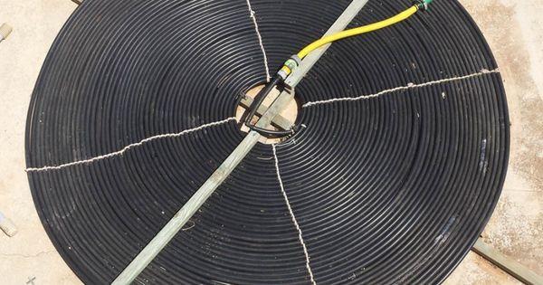 Os ense o como hacer un calentador de agua solar para for Calentador solar piscina