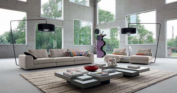 roche bobois - eole sofa #rochebobois #sofa #contemporary, Möbel