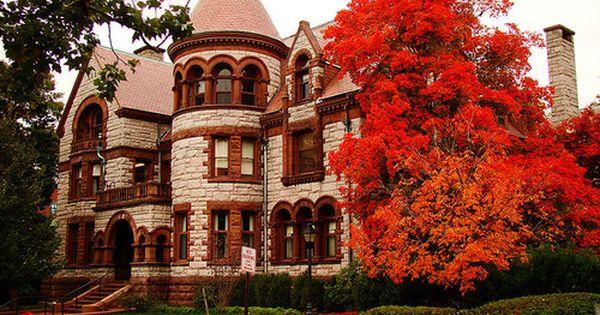 Autumn, Brown University, Rhode Island