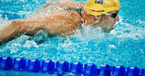 Frolander Blir Historisk Pa Os Swimming Olympians London