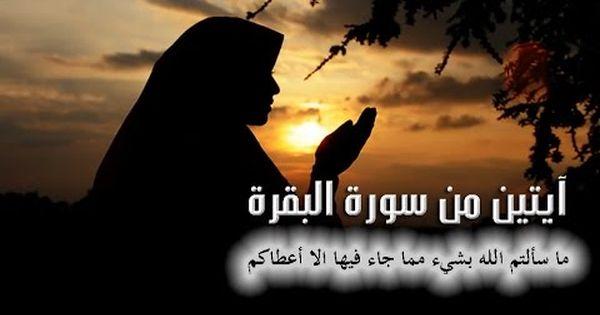 هذه المرأة قرأت سورة البقرة ثلاث مرات متتالية في يوم واحد فحدث معها ما يدهش العقول Youtube Movie Posters Islam Poster
