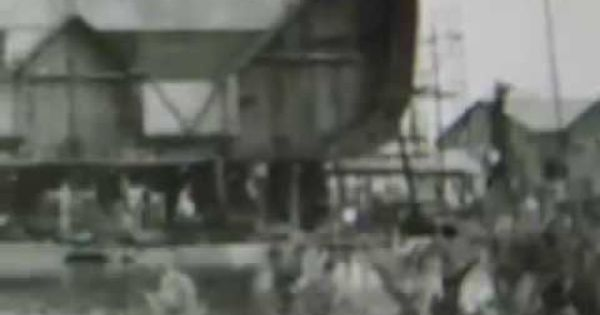 You Tube Video Of The Defoe Shipbuilding Company In Bay City Michigan Bay City City Central City