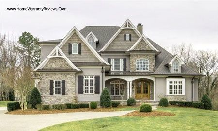 6 Types Of Dream Homes An American Aspires To Own Today French Country House French House French Country Exterior