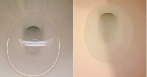 how to keep toilet bowl clean naturally