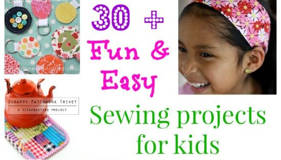 Fun And Easy Sewing Projects For Kids Sewing Projects