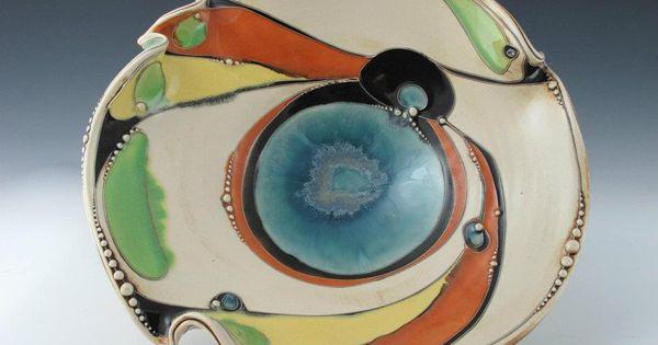 Carol Long Pottery Ceramica Pinterest Cer Mica