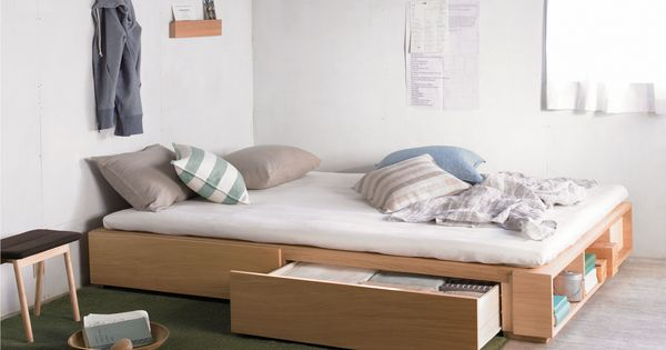 Feeling really inspired by muji bedrooms lately hope to for I want to redecorate my bedroom