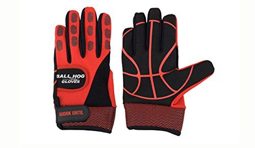 Ball Hog Gloves Weighted Anti Grip Ball Handling X Fact