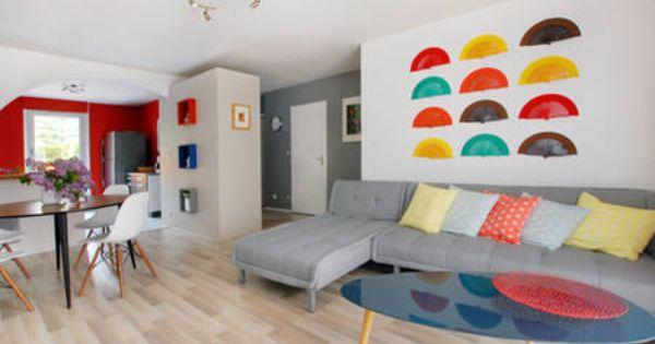 Check Out This Awesome Listing On Airbnb T2 Rez De Jardin En Centre Ville In Lyon Looks Ok But No Rev 3rd Arrondissement Home Decor Contemporary Rug