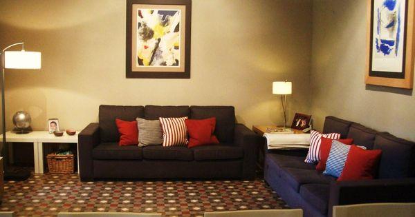 Decoracion contemporaneo sala de estar sofas lamparas for Decoracion de salas