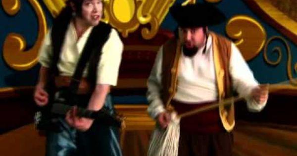 Yo Ho Ho Pirate Band Music Video Jake And The Never Land