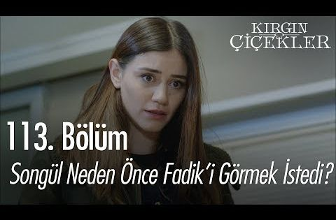 Songul Neden Once Fadik I Gormek Istedi Kirgin Cicekler 113 Bolum Final Youtube Fashion Shoot Women S Bags By Material Women S Jewelry And Accessories