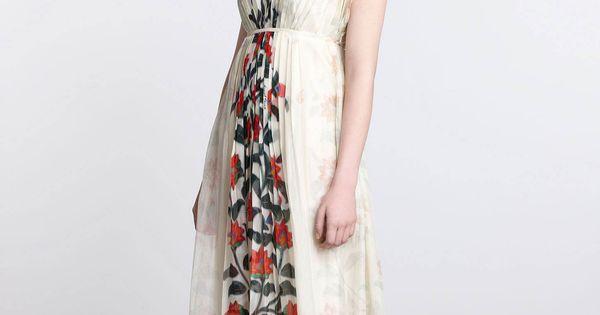 Devaki Maxi Dress - Anthropologie.com