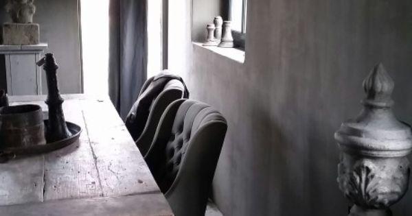 Hamsmade interiors landelijk wonen pinterest landelijk wonen vloeren en interieur - Deco rustieke modern ...