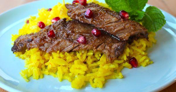 moroccan rosh hashanah menu