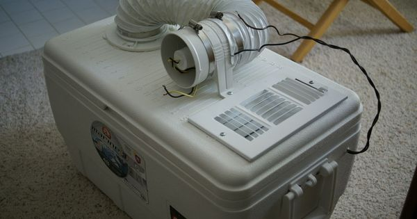Portable 12v Air Conditioner Cheap And Easy Survival