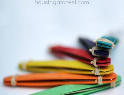 fun things to make with popsicle sticks